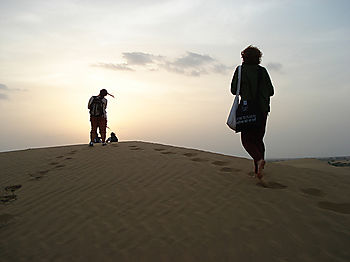 Wanderingfor40days