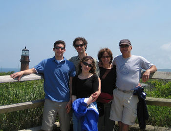 My Family at Martha's Vineyard