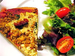 Pizzasalad