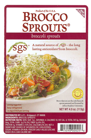 Broccosprouts