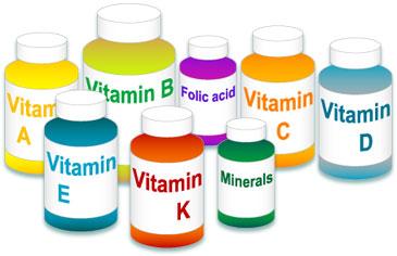 %name Sinyal Tubuh Bila Kekurangan Vitamin