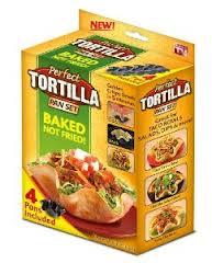 Perfect tortilla set